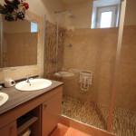 Salle de bain l'Abricotier