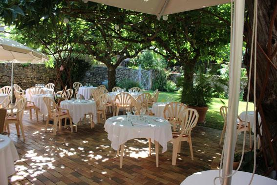 Terrasse Restaurant l'Abricotier